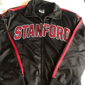 Stanford zip-up jacket